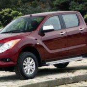Mazda планирует обновить свой единственный пикап BT-50