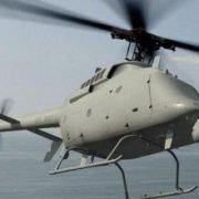 ВМС США получила первый беспилотный вертолет MQ-8C Fire Scout