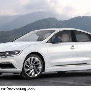 6 июля состоится премьера следующей генерации Renault Laguna