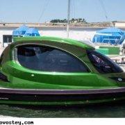 Инженеры из Lazzarini сконструировали миниатюрную яхту